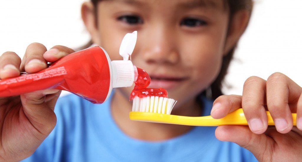 зубная паста, вкусовые добавки